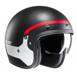 KASK HJC FG-70S MODIK BLACK/WHITE