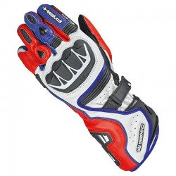 HELD CHIKARA RR SPORT GLOVES WHITE/RED/BLUE