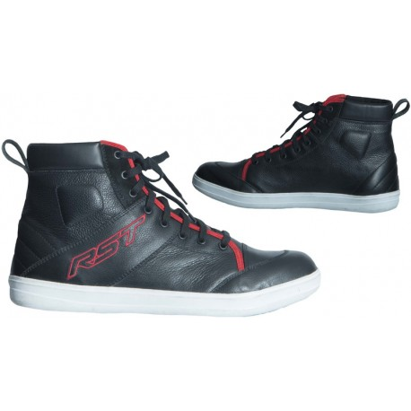 RST URBAN II BLACK RED BOOT