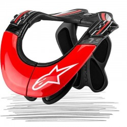 ALPINESTARS BIONIC TECH CARBON NECK PROTECTOR