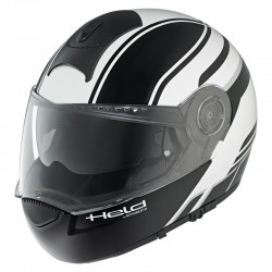 KASK HELD by SCHUBERTH H-C3 TRIP BLACK/WHITE