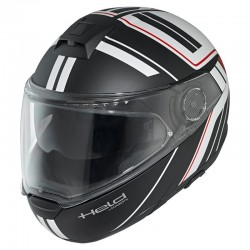 KASK HELD by SCHUBERTH H-C4 TOUR BLACK/WHITE