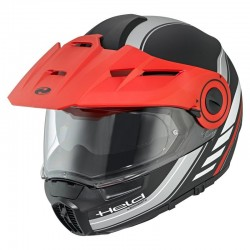 KASK HELD by SCHUBERTH H-E1 ADVENTURE BLACK/ANTHRACITE