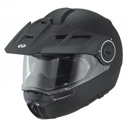 KASK HELD by SCHUBERTH H-E1 ADVENTURE BLACK MATT