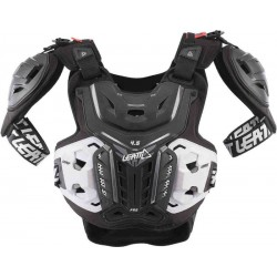 Leatt 4.5 Pro Chest Protector BLACK