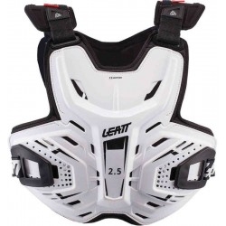 Leatt 2.5 Chest Protector WHITE