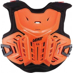 Leatt 2.5 Junior Kids Chest Protector ORANGE