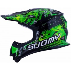 KASK SUOMY MR JUMP MAORI GREEN 2018