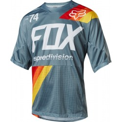 FOX DEMO JERSEY DRAFTER SLATE BLUE 2018