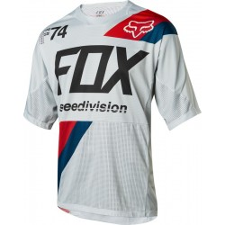 FOX DEMO JERSEY DRAFTER CLOUD GREY 2018