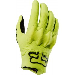 FOX ATTACK GLOVES YELLOW/BLACK 2018