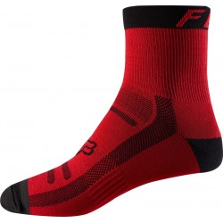 FOX 6 BRIGHT RED SOCKS