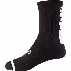 FOX 8 BLACK SOCKS