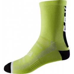 FOX 8 YELLOW/BLACK SOCKS