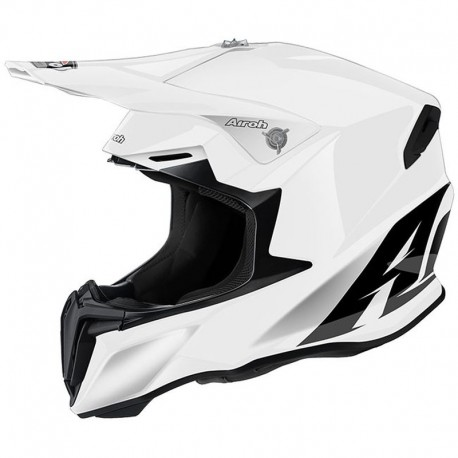 HELMET AIROH TWIST WHITE GLOSS