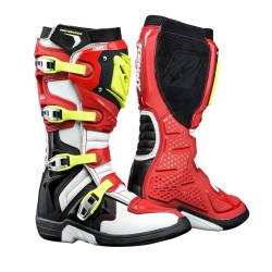 BUTY KENNY PERFORMANCE RED FLUO