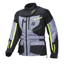 KENNY TITANIUM GREY JACKET ENDURO 2018