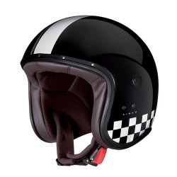 CABERG FREERIDE INDY BLACK/WHITE