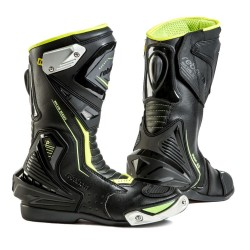 BUTY REBELHORN PISTON II CE BLACK/FLO YELLOW