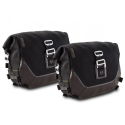 LEGEND GEAR SADDLE BAG SET LS1 2x9,8 l WITH SLS STRIPE
