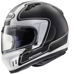 KASK ARAI RENEGADE OUTLINE FROST BLACK