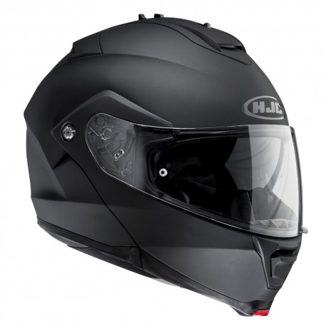HELMET HJC IS-MAX II RUBBERTONE BLACK