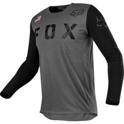 BLUZA FOX 180 SAN DIEGO LE GREY/BLACK
