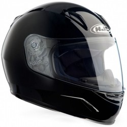 KASK HJC CL-Y JUNIOR SOLID BLACK