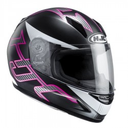 KASK HJC CL-Y JUNIOR GOLI BLACK/GREY/PINK