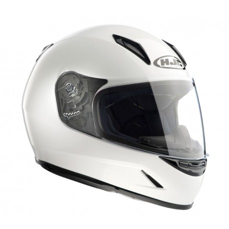 HELMET KASK HJC CL-Y JUNIOR SOLID WHITE
