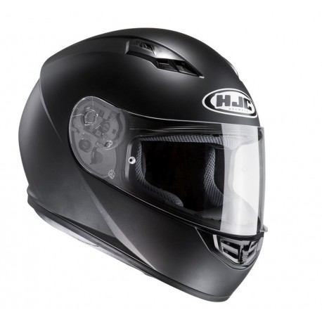 HJC CS-15 HELMET SEMI FLAT BLACK