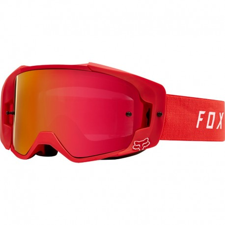 GOGLE FOX VUE RED - SZYBA RED SPARK