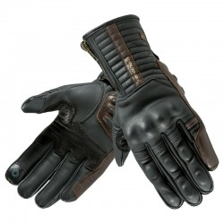 REBELHORN OPIUM II RETRO CE BLACK GLOVES