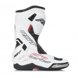RST RACE PRO SERIES CE WHITE BLACK BOOT