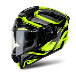 AIROH ST501 DUDE YELLOW GLOSS HELMET