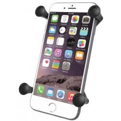 Uniwersalny uchwyt Ram Mounts X-Grip™ IV do dużych smartfonów z 1 calową głowicą obrotową