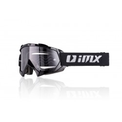 GOGLE IMX MUD BLACK - SZYBA CLEAR