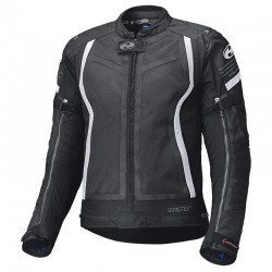 HELD AEROSEC GTX [GORE-TEX] BLACK/WHITE TEXTILE JACKET