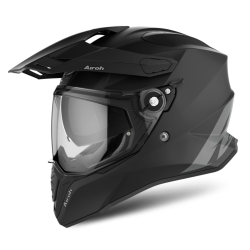 AIROH COMMANDER COLOR BLACK MATT HELMET