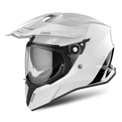 AIROH COMMANDER COLOR WHITE GLOSS HELMET