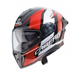 CABERG DRIFT EVO SPEEDSTER G0 BLACK/RED/WHITE HELMET
