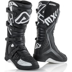ACERBIS X-TEAM BLACK/WHITE BOOTS