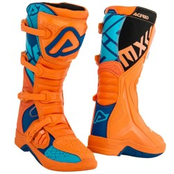 ACERBIS X-TEAM ORANGE BOOTS