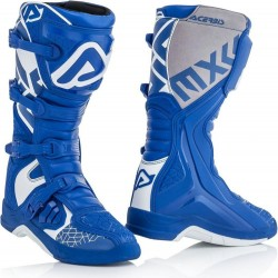 ACERBIS X-TEAM BLUE BOOTS