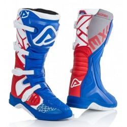 ACERBIS X-TEAM BLUE/RED BOOTS