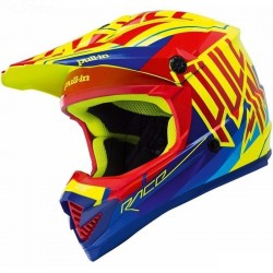 KASK PULL-IN RED CROSS ENDURO