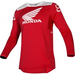 BLUZA FOX 180 HONDA RED