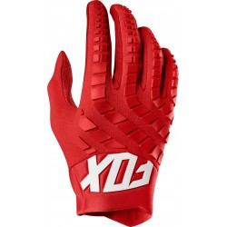 FOX 360 RED GLOVES