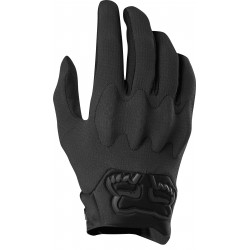 FOX BOMBER LT BLACK GLOVES