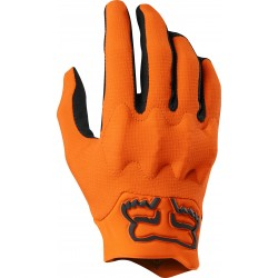 FOX BOMBER LT BLACK/ORANGE GLOVES